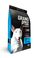 GRAND PRIX Medium Adult Lamb сух. корм д/собак средних пород Ягненок с рисом