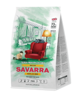 Savarra Indoor Adult Cat корм для/кошек живущих в помещении Утка/рис